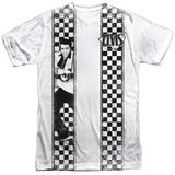 Elvis Presley - Checkered Bowling Shirt T-Shirt