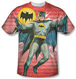 Batman Classic TV - Wrong Question Sublimated