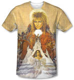Labyrinth - Cover Art Shirts