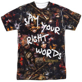 Labyrinth - Right Words Sublimated