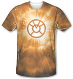 Green Lantern - Orange Energy T-Shirt