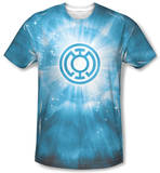 Green Lantern - Blue Energy T-Shirt
