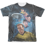 Star Trek - Among The Stars T-Shirt