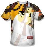 Samurai Jack - Eternal Foes Shirts