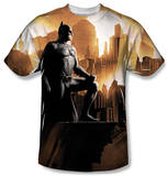 Batman Begins - My City T-shirts