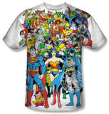 Justice League - Original Universe T-shirts