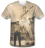 Elvis Presley - Larger Than Life Sublimated