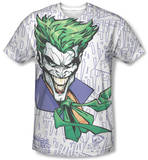 Batman - Laugh Clown Laugh Shirt