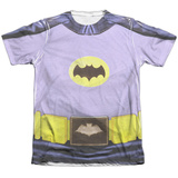 Batman Classic TV - Batman Costume Sublimated