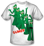 Gumby - Moves T-Shirt