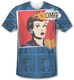 I Love Lucy - Omg Shirts