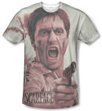 Scarface - War Cry Shirt