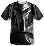 Battlestar Galactica - Cylon Face T-Shirt