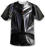 Battlestar Galactica - Cylon Face T-Shirt