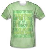 Green Lantern - Oath T-shirts