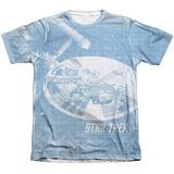 Star Trek - Ships Blueprint Sublimated