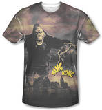 King Kong - Kong In The City T-Shirts
