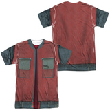 Back To The Future - Future Jacket Sublimated