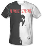 Scarface - Big Poster T-shirts
