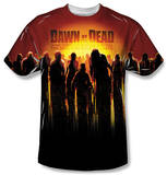 Dawn Of The Dead - Swarm T-shirts