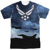 Air Force - Take Off Sublimated