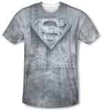 Superman - Made Of Steel Sublimated