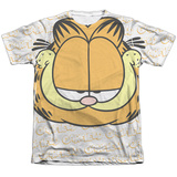 Garfield - Big Face Sublimated