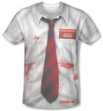 Shawn Of The Dead - Bloody Shirt T-Shirt