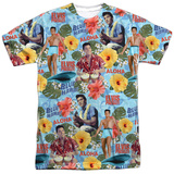 Elvis Presley - Surf's Up Sublimated
