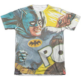 Batman Classic TV - On The Chin Sublimated