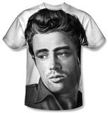James Dean - Stare T-shirts