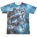 Justice League- Atmospheric T-Shirt