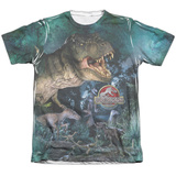 Jurassic Park - Dinos Gather T-Shirt