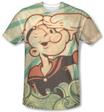 Popeye - Traveling Man Sublimated