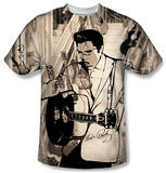 Elvis Presley - Guitarman T-Shirt
