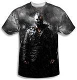 Dark Knight Rises - Bane In Rain T-Shirts