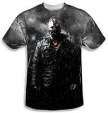 Dark Knight Rises - Bane In Rain Shirt