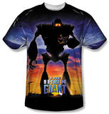 Iron Giant - Giant Poster Shirts
