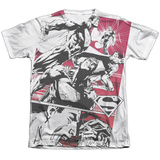 Superman - Angry Red T-Shirt