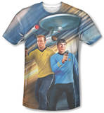 Star Trek - Phasers Down T-shirts