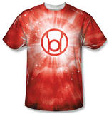 Green Lantern - Red Energy T-Shirt