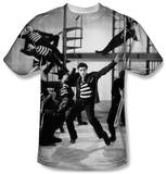 Elvis Presley - Jubilant Felons Sublimated