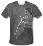 Bruce Lee - Dragon Print Sublimated