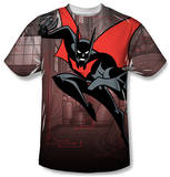 Batman Beyond - Bat Tech T-shirts