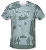 Army - Airborne T-shirts