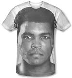 Muhammad Ali - Face It T-shirts