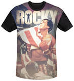 Rocky - American Dreams Black Back T-shirts