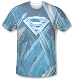 Superman - Solitude T-shirts