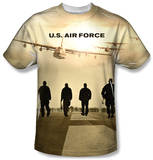 Air Force - Long Walk T-shirts
