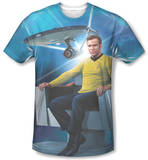 Star Trek - Kirk's Ship T-shirts